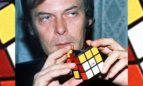 Monsieur Rubik