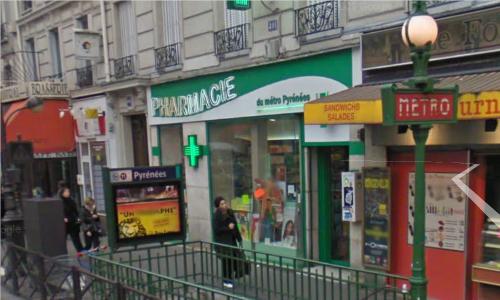 Station Pyrénées