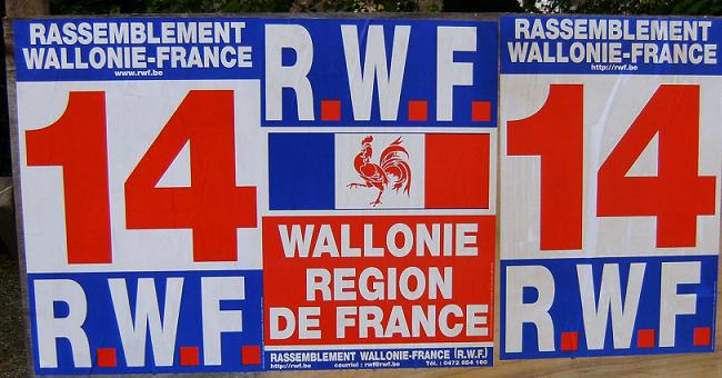Wallonie - France