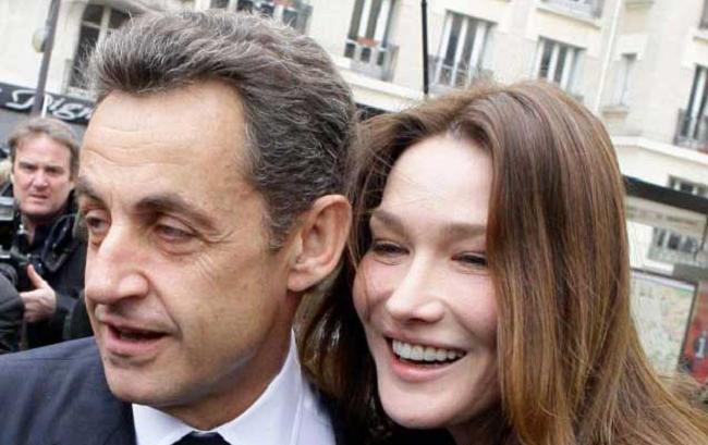 Nicolas et sa dame