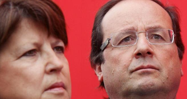 Hollande Vs Aubry