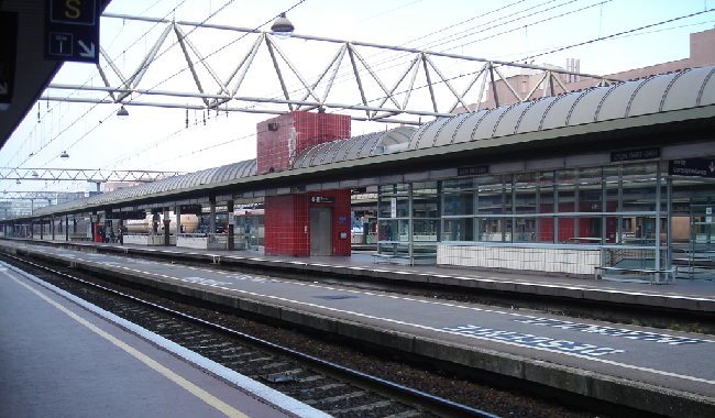 Gare Lyon Part Dieu