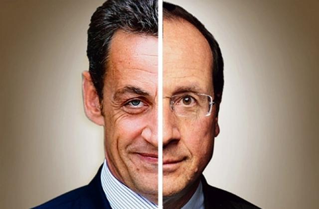 Hollande / Sarkozy