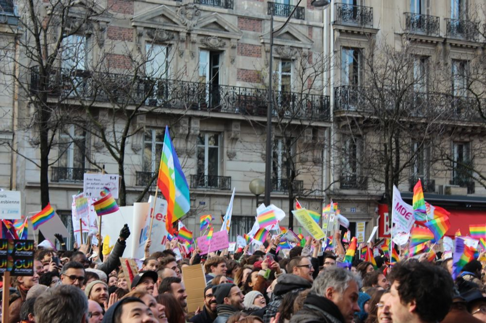 Manifestation du 27 janvier 2013
