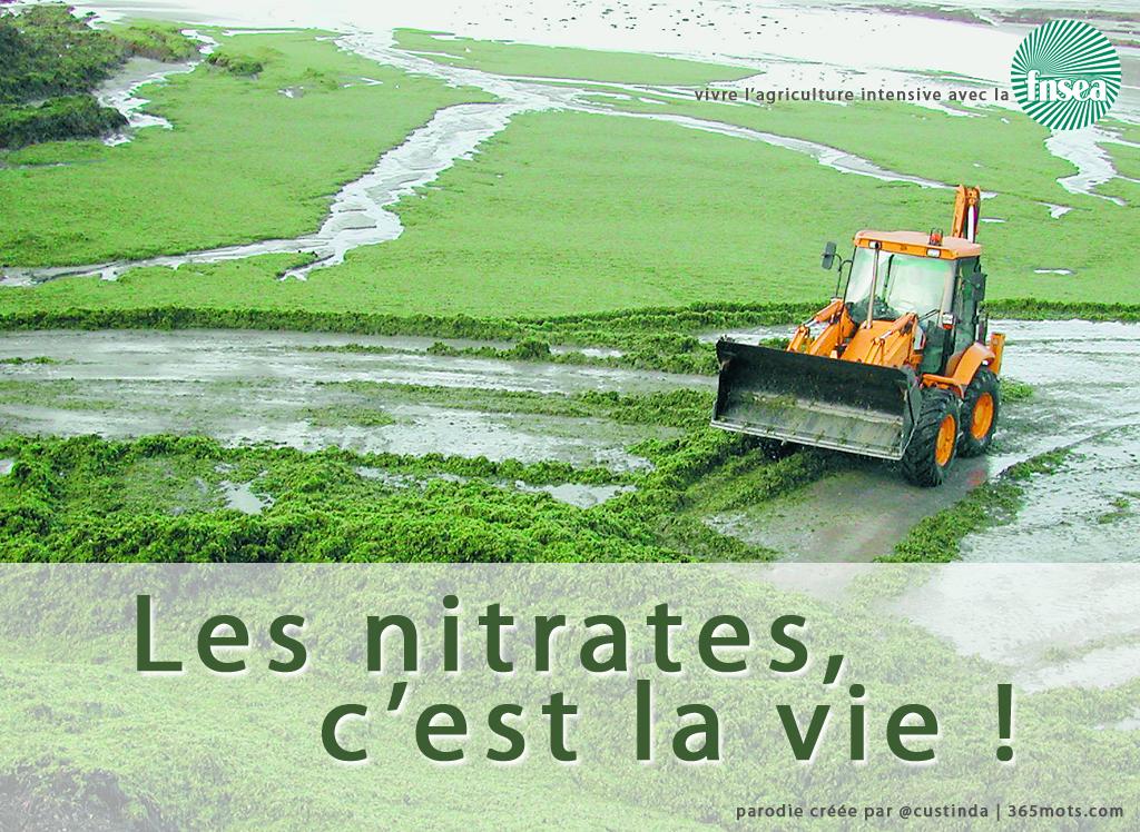 FNSEA-nitrates