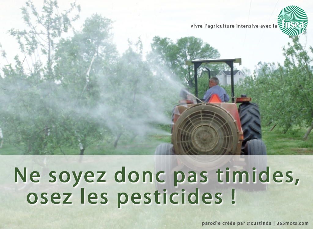 L'agriculture intensive, c'est génial ! | 365 mots